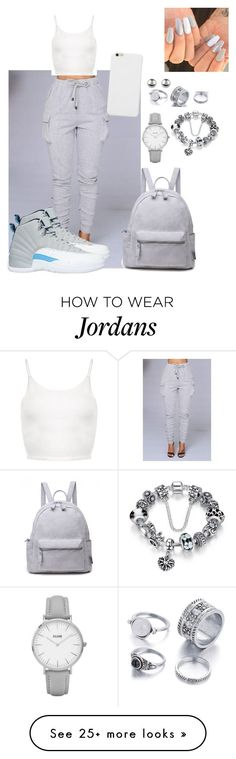 """116%"" by deliriousxdoc on Polyvore featuring NIKE, WearAll, Topshop and…"