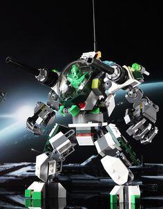 Vermin Vaporizer [Galaxy Squad] @ LEGO 70704 - Mr.Elljay玩具部屋