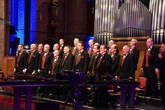 ICHTHUS Mannen-Ensemble (IME) Uden, St. Petruskerk 8-3-2016
