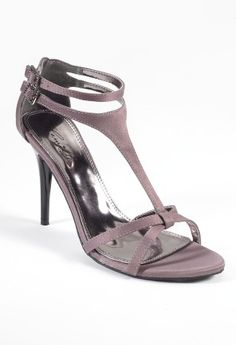 High Heel Double Ankle Strap Sandal from Camille La Vie and Group USA