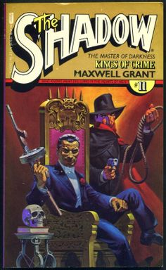 The Shadow #11 by Steranko