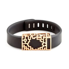 Introducing byttens premier collection - the lucas slide. Now you can easily transform your Fitbit Flex into a beyond-chic bracelet. It slides on easily