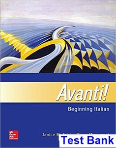 Managerial accounting tools for business decision making 7th avanti beginning italian 4th edition aski test bank fandeluxe Image collections