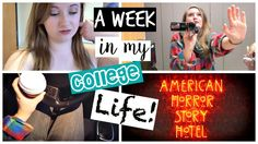 A Week in My College Life | AHS, Unboxings, Bridesmaid Dress!? #missglambam #youtuber #vlog #dailyvlog #weekinthelife #dayinthelife #vlogchannel #college #university #oncampus #collegelife #campuslife #livingoncampus #dormroom #americanhorrorstory #ahs #ahshotel #americanhorrorstoryhotel #ahsreview #ahshotelreview #Starbucks #bridesmaiddress #dressfitting #starbucksstorytime #Marissalace #hairproduct #coolwaystruesmooth #unboxing #beautyunboxing #unboxinghaul #freestuff