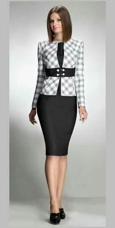 aaa4f97c94a Intriguing jacket for skirt suit