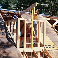 Shed Dormer Retrofit Home Improvements Ideas And How