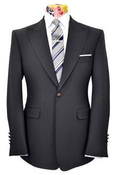 The Artlett Midnight Blue Jacket