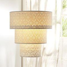 diy lamp shade by DaisyCombridge