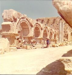 En Leptis Magna - Libia.  CLICK THE PIC and Learn how you can EARN MONEY while still having fun on Pinterest