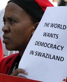 Swaziland – a bewitching, verdant and mountainous little kingdom in southern Africa – has lately been more troubled than usual.