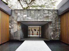 courtyard / CASA 65BTP / ONG&ONG Pte Ltd