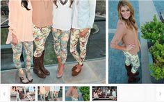 legginz.com floral leggings (31) #cuteleggings