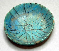 Marsh Bowl Period: New Kingdom, Ramesside Dynasty: Dynasty 19 Date: ca. 1295–1186 B.C. Geography: Country of Origin: Egypt.