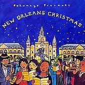 New Orleans #Christmas #Jazz Putumayo Cd R&B Big Al Carson New Birth Brass Band #NewOrleans
