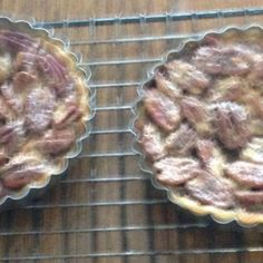 Pecan Pie for Two