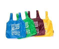 Stussy Livin' General Store Chico Bag.  #stussy #generalstore #bags