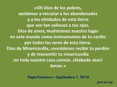 Papa Francisco, Home, Interesting Quotes, Prayers