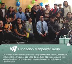 Fundación ManpowerGroup. Vemos talento en donde otros ven discapacidad.