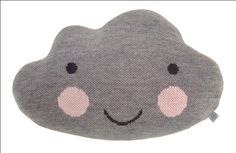 Light #Grey #Cloud #Cushion 45x30 cm from www.kidsdinge.com