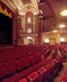 The Strand Theatre in Shreveport, LA