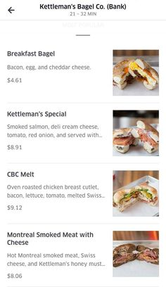 Ottawa catering and bagel company Kettleman\'s Co. offers delicious Montreal style bagels along with catering for your next big event. Breakfast Catering, Lunch Catering, Breakfast Bagel, Roasted Chicken Breast, Oven Roasted Chicken, Smoking Meat, Smoked Salmon, Bagels, Ottawa