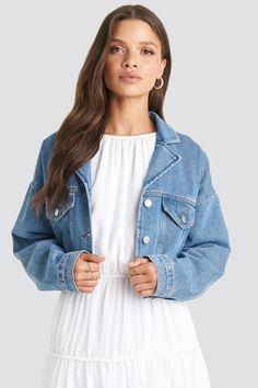 Foggi femmes 2 pieces veste en jean avec Pantalons Complet Bleu Avec Noir 34,36,38