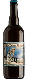 Calabaza Blanca Style: Artisan Wild Ale ABV: 4.80% IBUs: 15 Available: Year Round Aged in large oak casks and refermented in the bottle, Calabaza Blanca is brewed in the Belgian Biere Blanche tradition. Spiced with orange peel and coriander, you'll find it refreshingly tart, with a wonderfully dry finish.