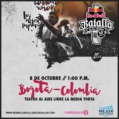 La Batalla de los Gallos 2016 será en la Media Torta - Estereofonica