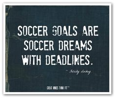 Soccer is a great full body workout that you can do with others or just by…