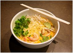 Spicy, cozy, winter Laksa. While I was in Vancouver last week a dear friend of mine brought me to her favorite Malaysian restaurant in the c...
