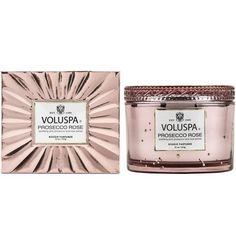 Voluspa Prosecco Rose