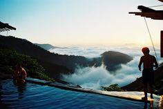 長野県 : 白馬鑓温泉 hakuba yari onsen
