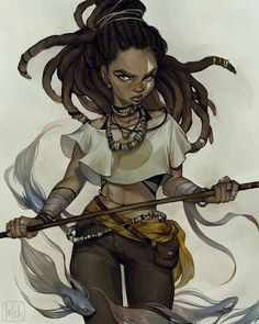 Post with 2333 votes and 131564 views. Tagged with art, fantasy, dnd, dungeons and dragons, fantasy art; Fantasy art dump - D&D Character Inspiration Black Girl Art, Black Women Art, Black Art, Art Girl, Character Inspiration Fantasy, Story Inspiration, Character Portraits, Character Art, Arte Black