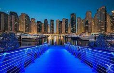 Dubai en calma