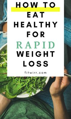 help stop hunger how to eat healthy for rapid weight loss