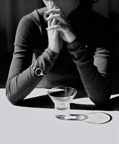 Vestiaire d'Hiver Mariacarla Boscono by Zoe Ghertner for Hermès Fall 2013