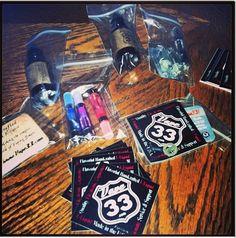 Vape Mail!  #nashvillepurist is one of our biggest fans!  #vape #vapor #ecigs #quitnow #vape33 #eliquid www.vape33.com