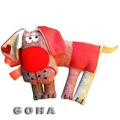 psinka (proj. GOHA), do kupienia w DecoBazaar.com