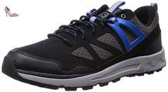 Salomon  Instinct Pro, Chaussures de marche pour homme Noir Schwarz (Detroit/Black/Union  Blue) 46 - Chaussures salomon (*Partner-Link)