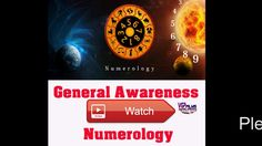 General Awareness about Numerology  Do you believe in Numerology Is it exits Is it real or fake Are you planning to have Numerology consultation Watch this video about the factsNumerology Name Date Birth VIDEOS  http://ift.tt/2t4mQe7  #numerology