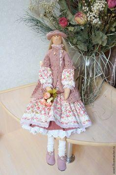 """Купить Кукла """" Анжела"""" - кукла ручной работы, кукла Тильда, куклы и игрушки"""