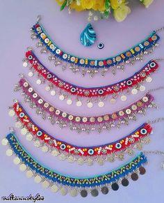 Yolunuz nereden geçerse geçsin SEVGİYE mutlaka dokunmanız dileğiyle .. İstediler bizde yaptık 😊 sıcak şehrin sıcak insanları #mersine… Crochet Beaded Necklace, Crochet Bracelet, Diy Necklace, Diy Earrings, Bead Crafts, Jewelry Crafts, Handmade Jewelry, Diy Ombre, Jewelry Making Tutorials