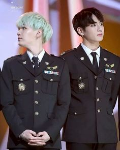 BTS    Suga    Jungkook    160121 The 30th Golden Disc Awards