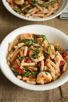 Spicy Shrimp Pasta S