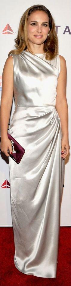 Natalie Portman In Christian Dior – 2014 Children's Hospital Los Angeles (CHLA) Gala: Noche De Ninos