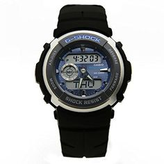 Casio GShock Street Rider Blue AnalogDigital Mens Watch G3002AVDR *** You can find more details by visiting the image link.Note:It is affiliate link to Amazon. #american
