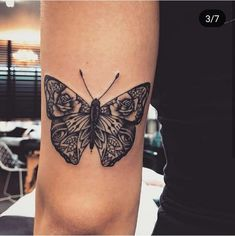 Ideas for Butterfly Tattoo Designs Placement Ideas for Butterfly Tattoo Designs;Placement Ideas for Butterfly Tattoo Designs; Rose And Butterfly Tattoo, Butterfly Tattoos For Women, Butterfly Tattoo Designs, Pretty Tattoos, Unique Tattoos, Beautiful Tattoos, Cool Tattoos, Sexy Tattoos, Awesome Tattoos