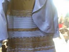What color is #TheDress?
