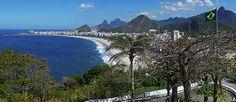 Copacabana - Leme - Rio de Janeiro - Brasil