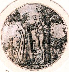 Prints by Baccio Baldini, c. 1465-80